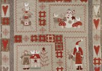 scandinavian christmas quilts scandinavian quilts Modern Scandinavian Quilt Patterns Gallery