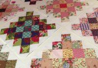 scrap great granny square block tutorial susies scraps Granny Square Quilt Block Pattern Gallery