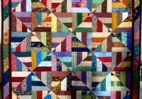 scrap quilt as you go twenty six free scrappy quilt Interesting Easy Scrap Quilt Patterns