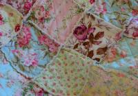 shab chic french country rag quilt shab chic shab Interesting French Country Quilt Patterns Gallery