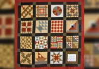 she buys an ordinary old quilt but its hidden secret amazing Modern Underground Railroad Quilt Patterns Inspirations