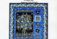 sidelights panel quilt pattern mpc301 Center Panel Quilt Patterns Inspirations