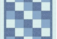 simply squares ba quilt pattern quilt pattern custom ba gift ba blanket pattern instant download pdf patternpink or blue Cool Quilt Patterns Using Squares Gallery