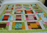 single bed patchwork quilt childs comfort Interesting Single Bed Patchwork Quilt Patterns Gallery