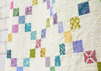 single irish chain quilt Cool Single Irish Chain Quilt Pattern Gallery