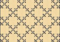 single irish chain quilt patterns and blocks Cool Single Irish Chain Quilt Pattern Gallery