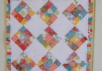 sms block along week 1 three 9 patch variations sew mama sew Elegant Nine Patch Quilt Patterns Variations Inspirations