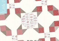 snowball fight downloadable pdf quilt pattern its sew emma little p Modern Downloadable Quilt Patterns Inspirations