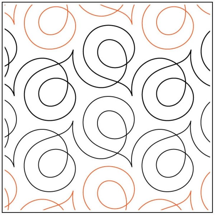 Permalink to Cozy Pantograph Quilt Patterns