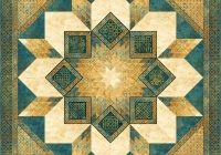 solstice star quilt pattern pc 233 aquilting star quilt Stylish Stonehenge Quilt Patterns