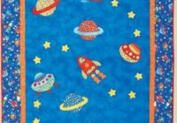 space race kids quilts quilt patternsecondarysection Cool Quilting Patterns For Kids