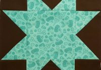 star quilt block pattern tutorial 12 inch Cool Quilt Block Patterns Easy Inspirations