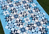 stardust printed Cozy Amanda Murphy Quilt Patterns