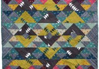 Stylish 52 quilters week 13 free quilt patterns from gotham quilts Modern Most Popular Quilt Patterns Inspirations