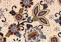 Stylish cream flower ornament priscilla fabric blank quilting usa kawaii fabric shop 11 New Blank Quilting Fabric Inspirations
