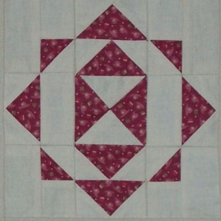 Permalink to 9 New Dear Jane Quilt Block Patterns