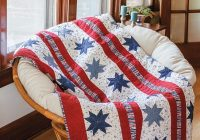 Stylish patriotic quilts a salute to our veterans fons porter 10 Cool Best Of Fons And Porter Patriotic Quilts Inspirations