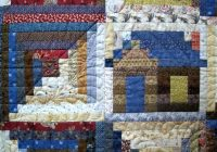 Stylish random profile new log cabin quilts log cabin patchwork 9 Beautiful Colorado Log Cabin Quilt Pattern Inspirations