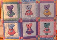 sunbonnet sue quilt eleanor burns quilt pattern nautica Interesting Sunbonnet Sue Quilt Pattern