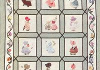 sunbonnet sue quilt special Interesting Sunbonnet Sue Quilt Pattern