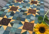 sunflowers quilt pattern pdf jen daly quilts instant download Unique Sunflower Quilt Patterns Inspirations