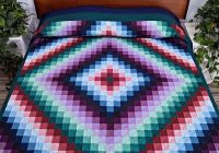 sunshine and shadow quilt superb meticulously made amish Sunshine And Shadow Quilt Pattern
