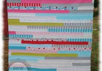 super easy jelly roll quilt aka the 1600 quilt sew Elegant Jelly Roll 1600 Quilt Patterns Inspirations