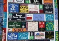t shirt quilt ideas i have lots of shirts but need someone Stylish TShirt Quilt Pattern Ideas Gallery