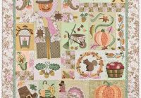 thanksgiving quilt the vintage spool i adore autumn Stylish Vintage Spool Quilt Patterns Inspirations