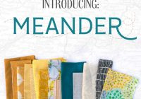 the meander quilt guild the seasoned homemaker Cozy Free Pdf Quilt Meander Design Download Inspirations