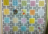 the pattern is called picture frame quilt and was a free Cool Frames For Ba Baby Quilts Inspirations
