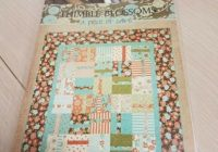 thimble blossoms a piece of cake quilt pattern Piece Of Cake Quilt Pattern Inspirations