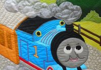 thomas the train quilt pattern thread thomas the train Cozy Thomas The Train Quilt Patterns Gallery