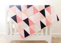 triangle quilt bluprint Unique Triangle Quilt Patterns Inspirations