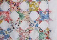 two blocks one plain one with triangle corners this is a Interesting Two Block Quilt Patterns Inspirations