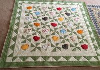 under quilted covers march 2015 Cozy Chubby Chicks Quilt Pattern