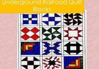 underground railroad quilt blocks Elegant Railroad Quilt Block Pattern