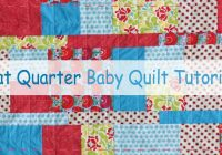 Unique 10 free fat quarter quilt patterns projects New 10 Fat Quarter Quilt Pattern Gallery