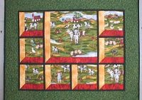 Unique attic windows quilt pattern attic window quilts attic 11 Stylish Attic Window Quilt Patterns