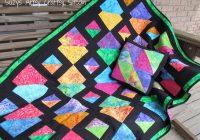 Unique batiks gone wild quilt pattern my latest design 10 Cozy Quilt Patterns For Batiks Inspirations