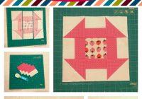 Unique churn dash quilt block sew much moore 10 Cozy Churn Dash Quilt Block Pattern Inspirations