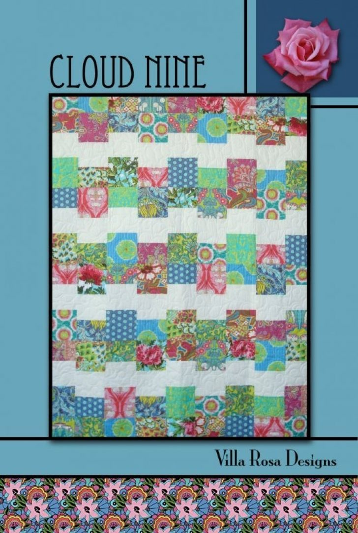 Permalink to 9 Stylish Cloud Nine Quilt Pattern Inspirations