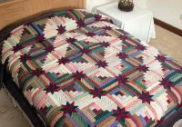 Unique colorado star log cabin quilt pattern 9 Beautiful Colorado Log Cabin Quilt Pattern Inspirations