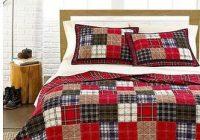 Unique martha stewart plaid patchwork multi plaid full queen quilt 9 Modern Martha Stewart Quilt Patterns Gallery