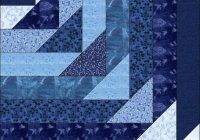 Unique quilt pattern flying geese log cabin queen size etsy in Beautiful Flying Geese Quilt Block Pattern Inspirations