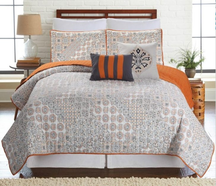Permalink to Cozy Vintage Quilted Bedspread Inspirations