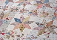 victoria quilt top before quilting sew much fabric Cozy Victorian Quilt Patterns Inspirations