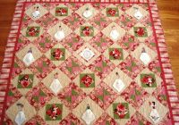 victorian hanky ladies quilt thequiltshow Cozy Victorian Quilt Patterns Inspirations
