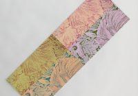 vintage floral quilt hibiscus yoga mat knutsonkreations Modern Vintage Floral Quilt Inspirations