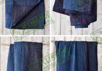vintage indigo quilt indigo kantha handmade sari kantha throw indigo vintage kantha blanket reversible kantha quilt vintage wholesale indigo kantha Vintage Indigo Quilt Gallery